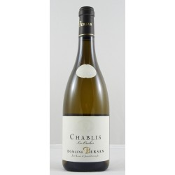 Chablis « Les Ouches 2017 Domaine BERSAN